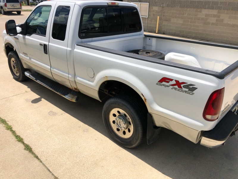 FORD F250 2007 price $7,900