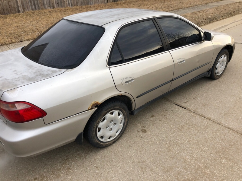 HONDA ACCORD 1999 price $1,250
