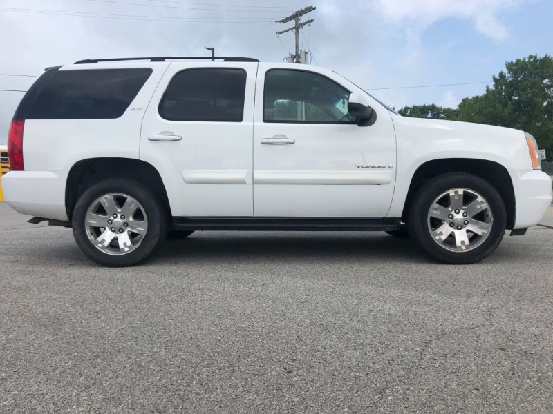 GMC YUKON 2008 price $7,800