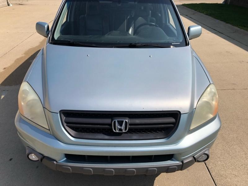 HONDA PILOT 2003 price $2,500
