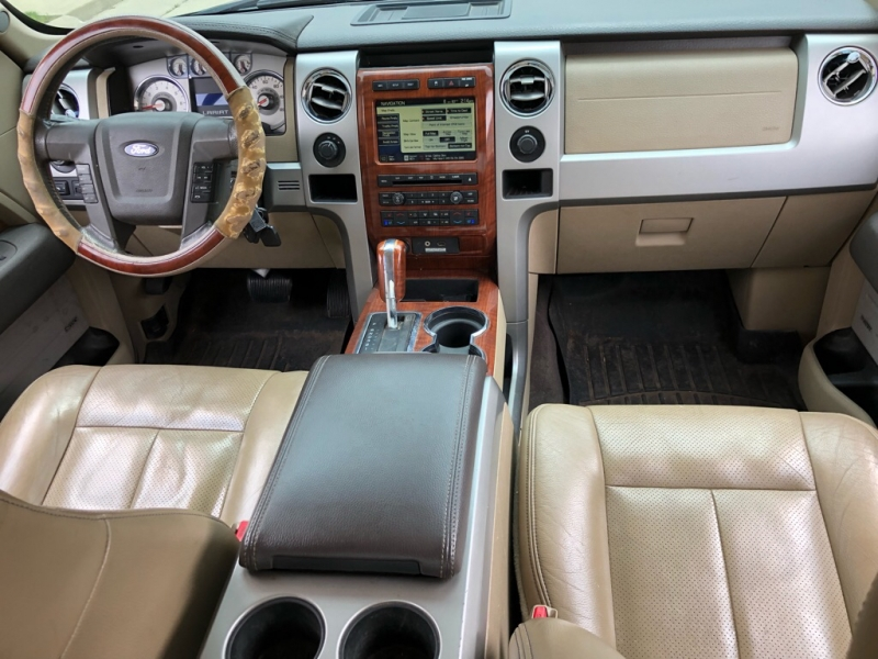 FORD F150 2009 price $12,200