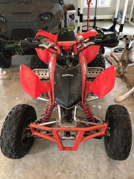 HONDA TRX 2007 price $3,900
