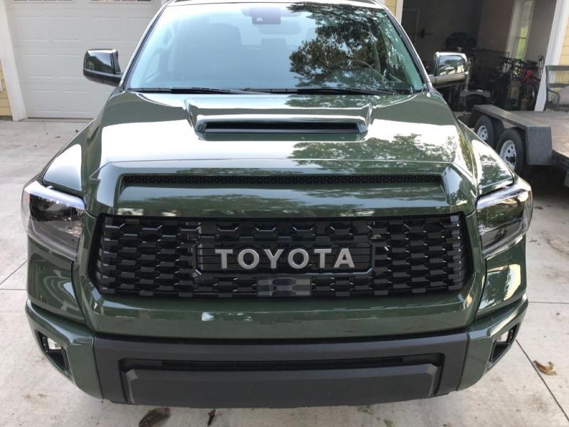 TOYOTA TUNDRA 2020 price $53,400