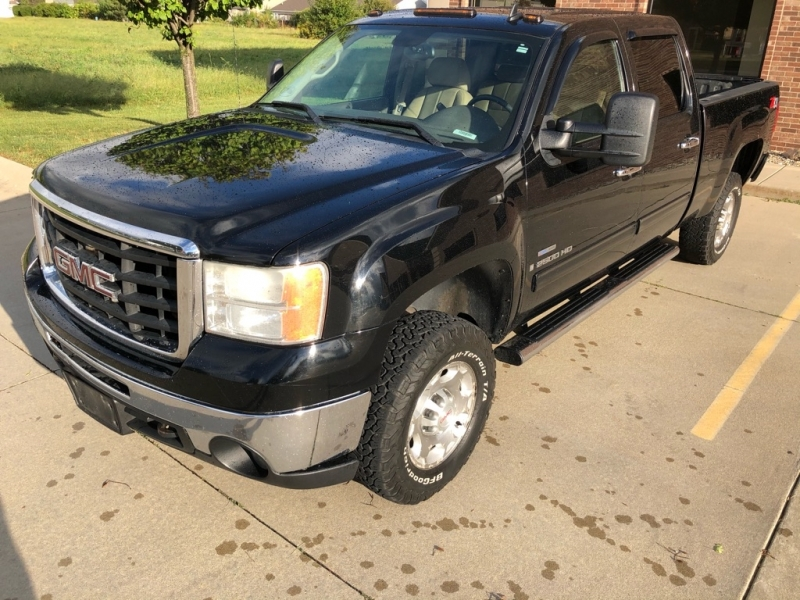 GMC SIERRA 2008 price $13,800