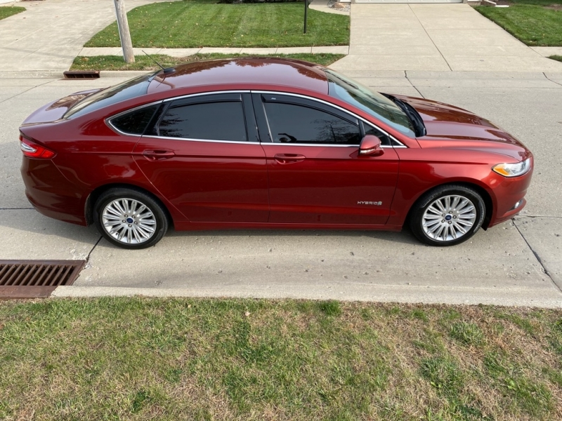 FORD FUSION 2014 price $6,500
