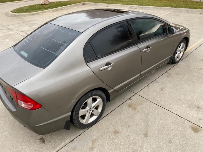 HONDA CIVIC 2008 price $4,100