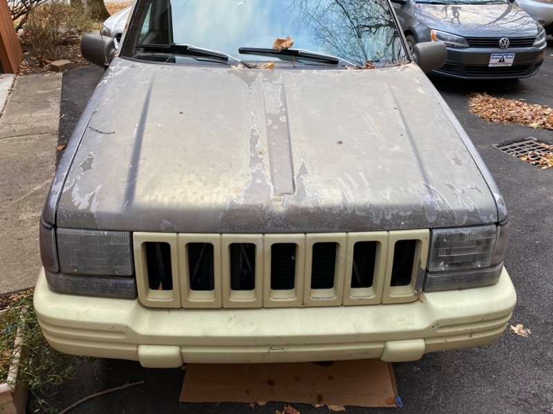 JEEP GRAND CHEROKEE 1996 price $600