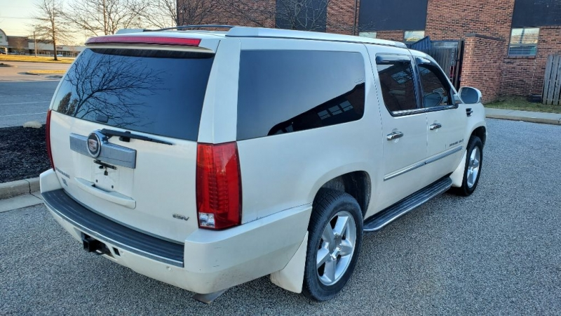 CADILLAC ESCALADE 2007 price $10,500