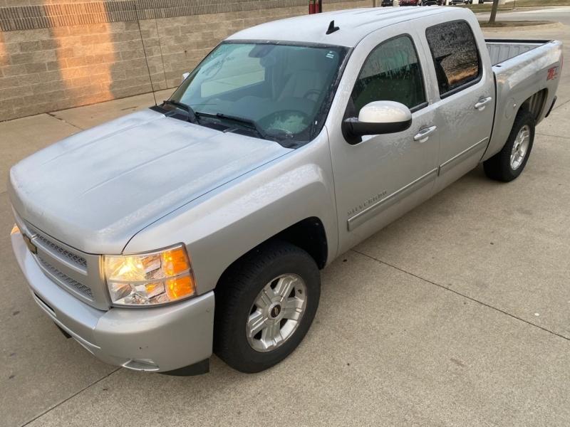 Chevrolet SILVERADO 1500 2010 price $13,600