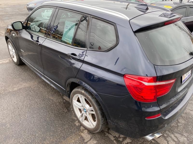 BMW X3 2014 price $11,800