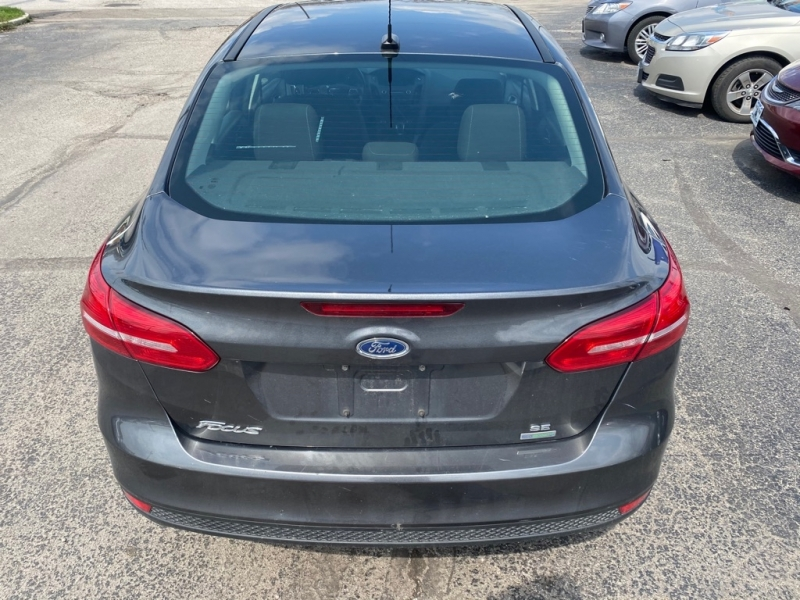 FORD FOCUS 2017 price $9,100