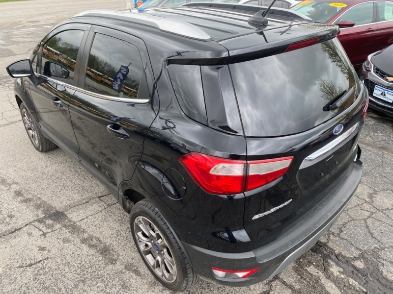 FORD ECOSPORT 2018 price $15,900