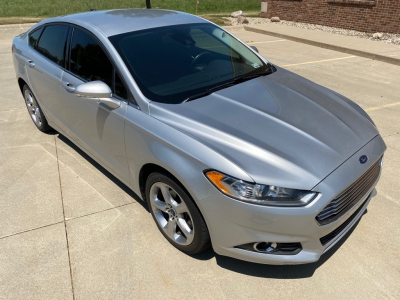FORD FUSION 2016 price $8,700