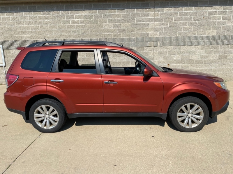 SUBARU FORESTER 2011 price $5,700