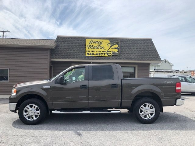 Ford F-150 2008 price 12995