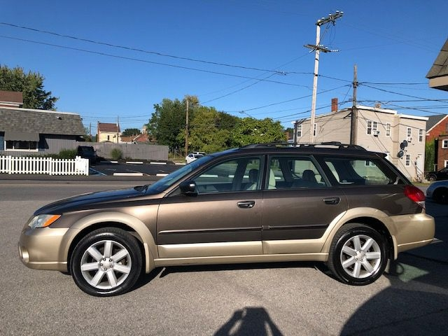 Subaru Outback (Natl) 2008 price 9995