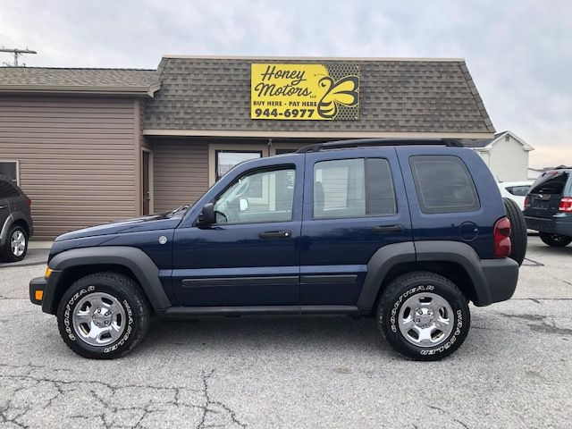 Jeep Liberty 2007 price $6,995