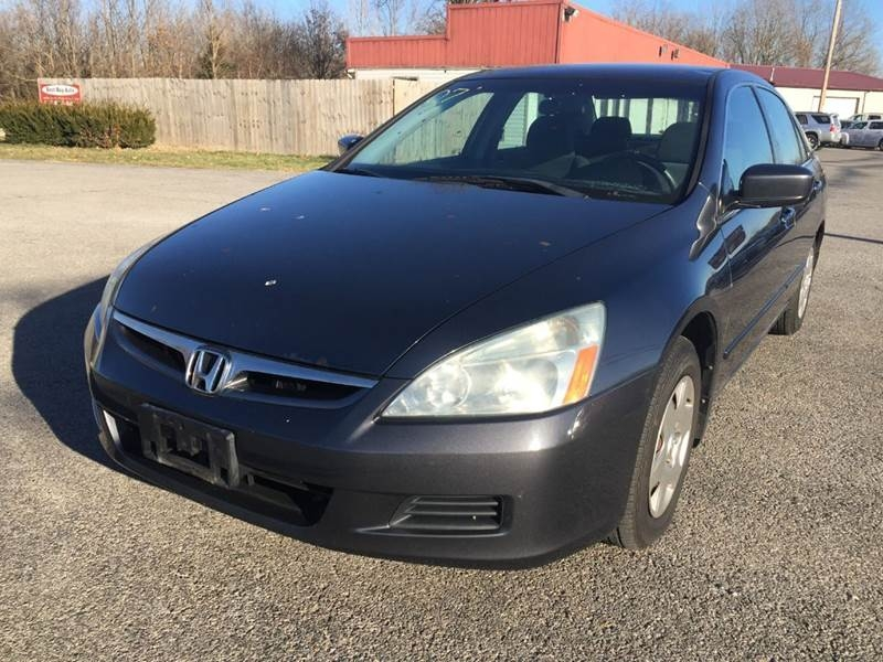 2007 Honda Accord Lx >> 2007 Honda Accord Lx 4dr Sedan 2 4l I4 5a