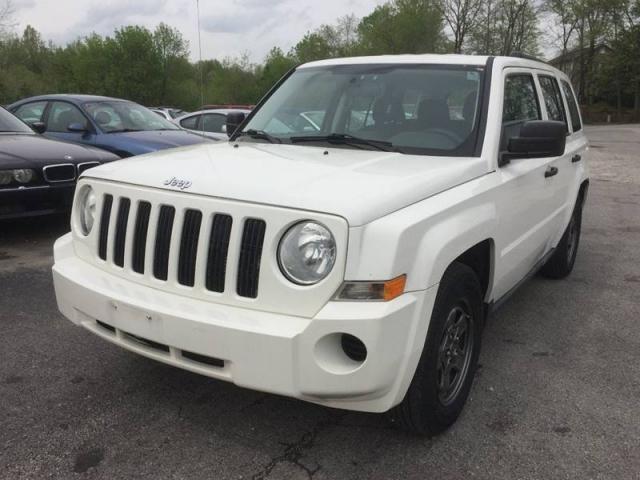 2009 Jeep Patriot Sport 4dr Suv Inventory Best Buy Auto Inc