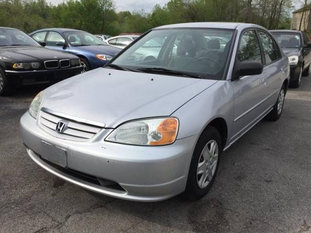 2003 Honda Civic Lx 4dr Sedan Inventory Best Buy Auto Inc