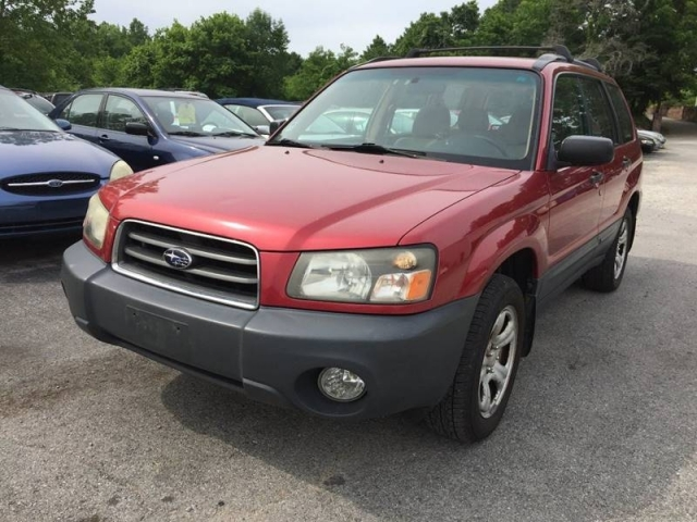 2005 Subaru Forester X Awd 4dr Wagon Inventory Best Buy Auto Inc