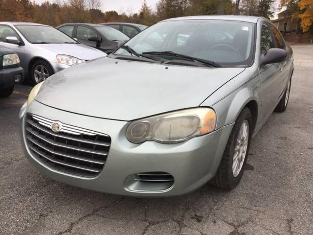 2005 Chrysler Sebring Base 4dr Sedan Inventory Best Buy Auto Inc