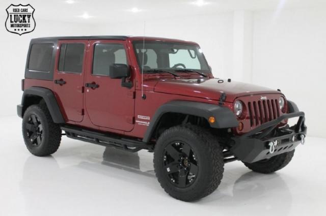 2011 Jeep Wrangler Unlimi Sport Inventory Lucky Motorsports
