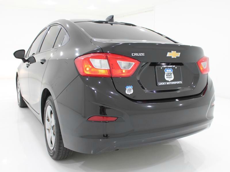 Chevrolet CRUZE 2017 price $12,777