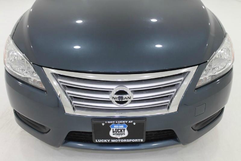 Nissan SENTRA 2015 price $11,977