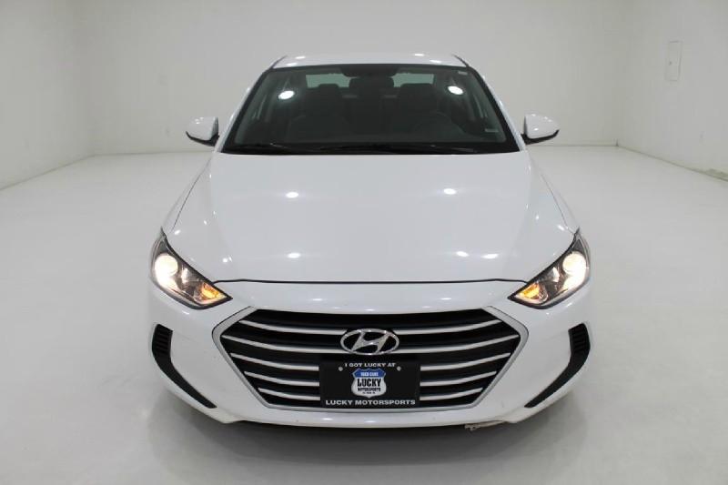 Hyundai ELANTRA 2017 price $12,777