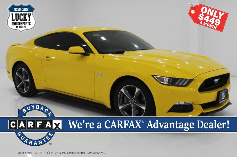 Ford MUSTANG 2015 price $26,777
