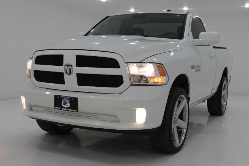 Dodge RAM 1500 2014 price $18,777