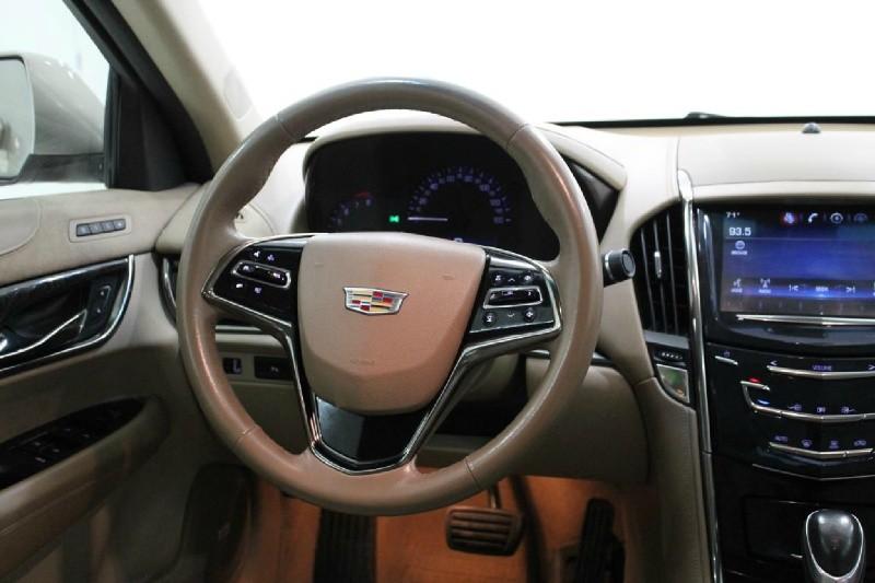 Cadillac ATS 2015 price $17,777