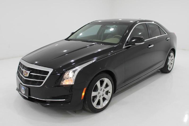 Cadillac ATS 2015 price $18,777