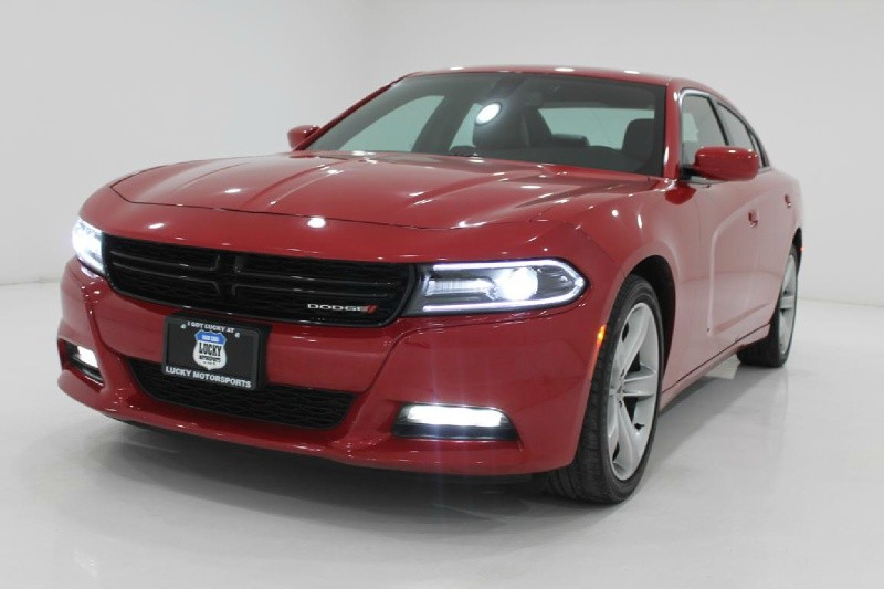 Dodge CHARGER 2017 price $24,777