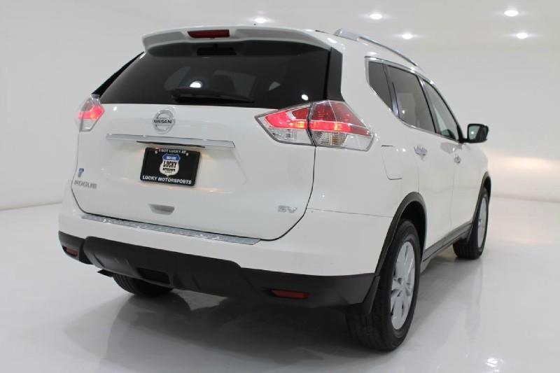 Nissan ROGUE 2016 price $17,777
