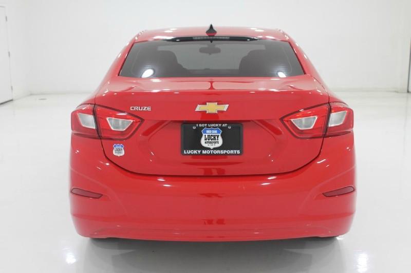 Chevrolet CRUZE 2018 price $13,777