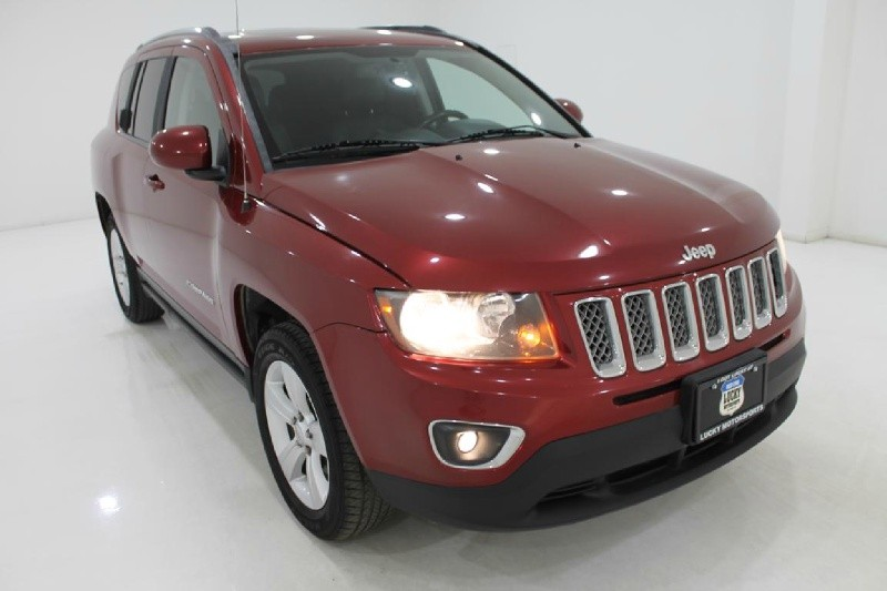 Jeep COMPASS 2015 price $13,777