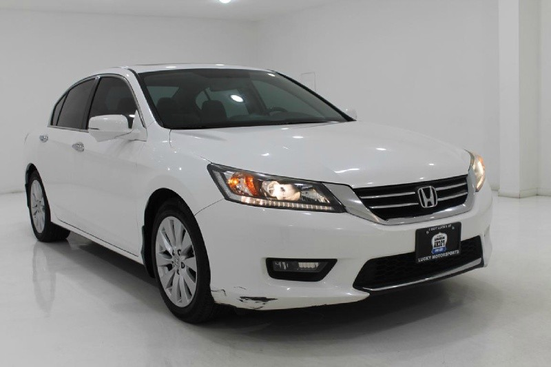 Honda ACCORD 2015 price $15,777