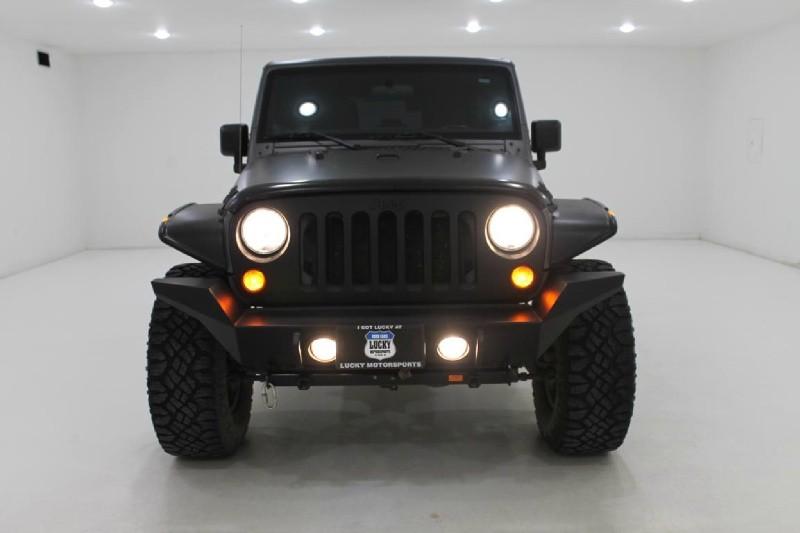 Jeep WRANGLER UNLIMI 2011 price $21,977