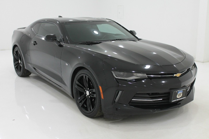 Chevrolet CAMARO 2017 price $20,995