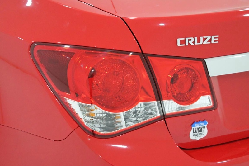 CHEVROLET CRUZE 2015 price $11,777