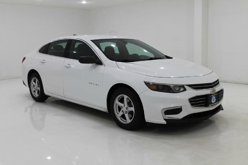Chevrolet MALIBU 2017 price $16,777