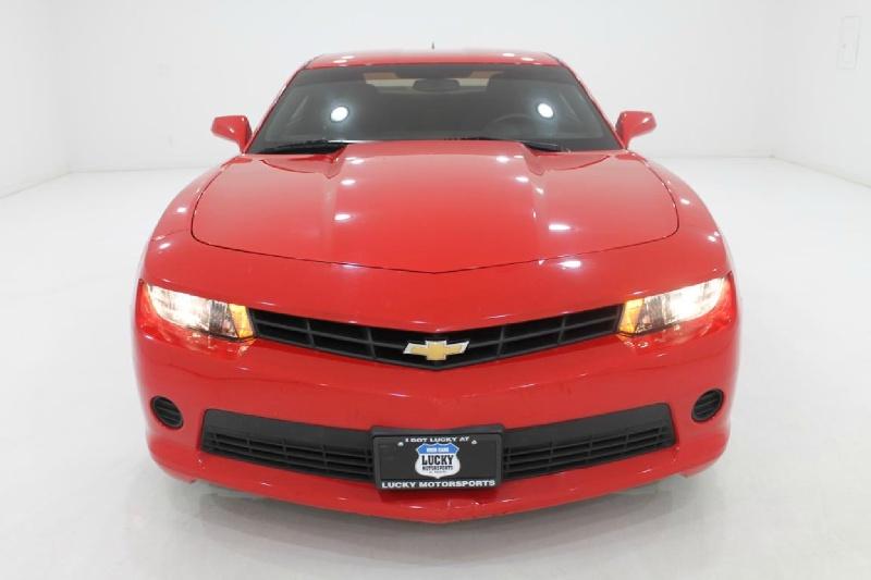Chevrolet CAMARO 2015 price $15,995