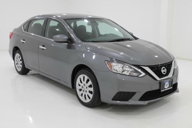Nissan SENTRA 2017 price $12,777