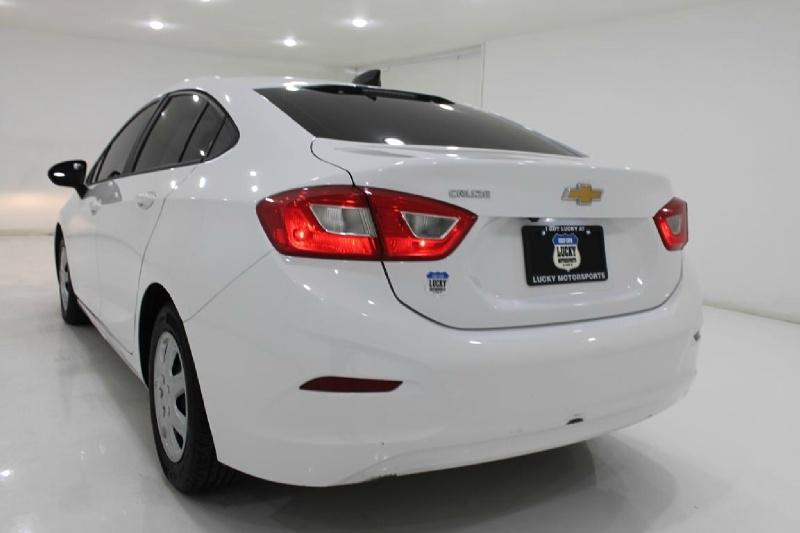 Chevrolet CRUZE 2016 price $10,995