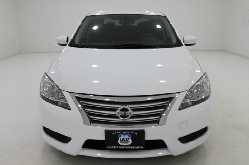 Nissan SENTRA 2015 price $10,777