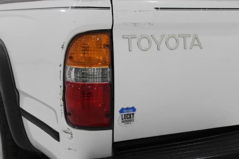 TOYOTA TACOMA 2002 price $12,777