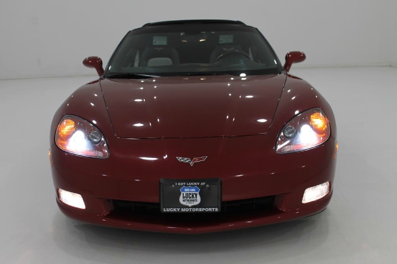 Chevrolet CORVETTE 2008 price $22,777
