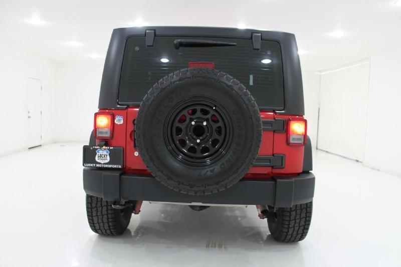 Jeep WRANGLER 2013 price $19,777